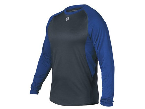 Demarini Long Sleeve Shirt Royal