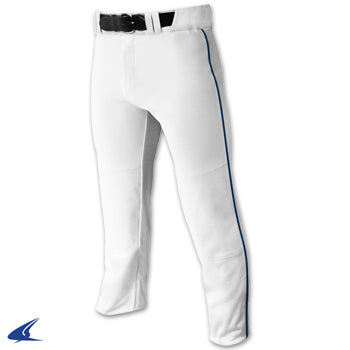 CHAMPRO OPEN BOTTOM PANT WITH PIPING