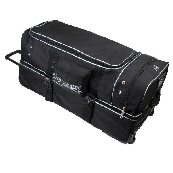 "Diamond 33"" Pro Umpire Gear Bag"