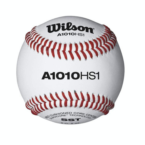Wilson A1010S Official High School Baseball Dozen