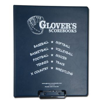 Glovers's Baseball/Softball Binder