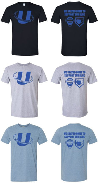 United Covid-19 Tee Shirt (3 Colors/2 Materials)