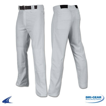 Champro Open Bottom Baseball Pant ( White Or Grey)
