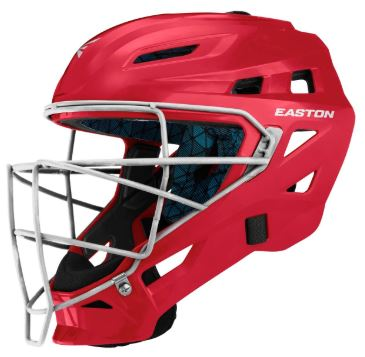 Easton Gametime Catchers Helmet (Red-Large)