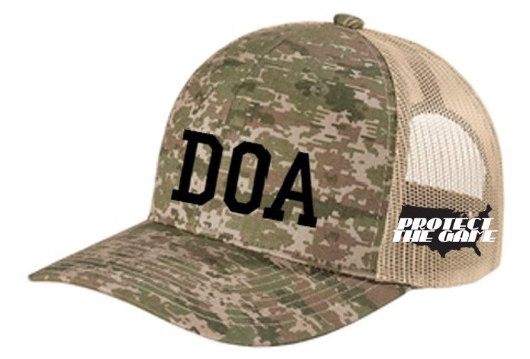 DOA Protect the Game Cap