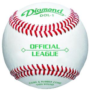Diamond DOL-1 OL Baseball Dozen Youth Game/HS Practice