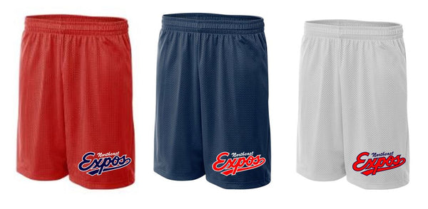 Expos Adult Team Shorts