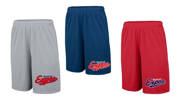 Expos Youth Team Shorts
