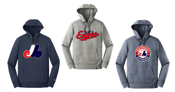 Expos New Era® French Terry Pullover Hoodie