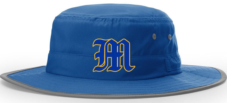 Marian Baseball Bucket Hat
