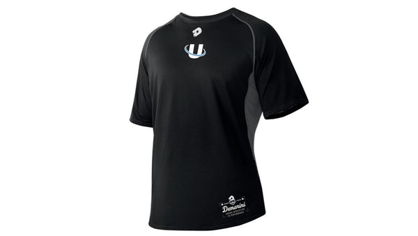 United Demarini game day short sleeved shirt
