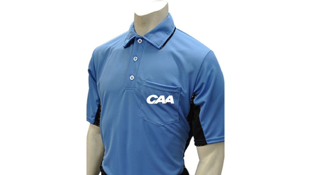 Smitty MLB Sky Blue Short Sleeved Shirt for CAA