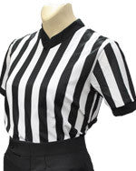 Smitty Basketball V-Neck Women's Referee Shirt