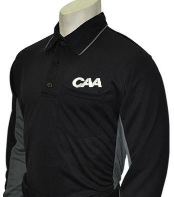 Smitty MLB Long Sleeved Shirt for CAA with Charcoal Grey