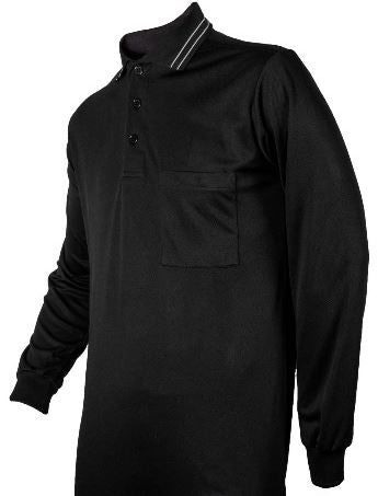 Smitty Long Sleeved Shirt - Black
