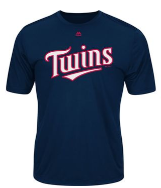 Minnesota Twins Dri Fit Evolution Shirt