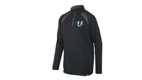 United 1/2 Zip Demarini Heater Fleece