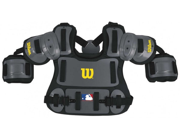 Wilson MLB Charcoal Chest Protector
