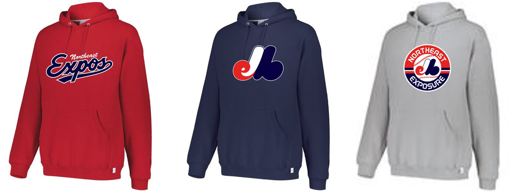 Expos Youth Russell Athletic® Dri-Power® Fleece Hoodie
