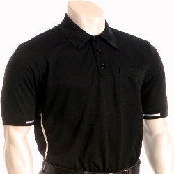 Smitty Pro-Style Short Sleeved Umpire Shirt Black or Carolina Blue (310)