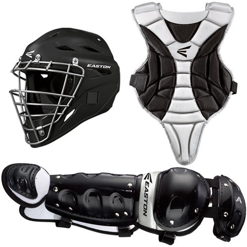 Easton Black Magic Catcher's Set (available in JR Youth only)