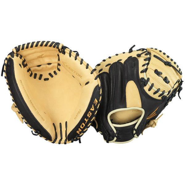 Easton Natural Elite Series Catchers Mitt 34""