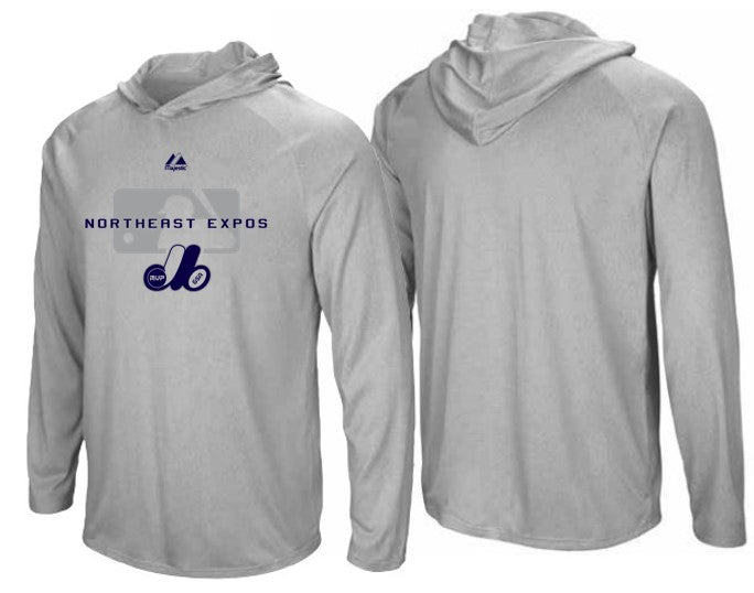 *Expos Majestic Light Weight Hoodie