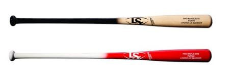 LOUISVILLE SLUGGER S345 FUNGO MAPLE WOOD BASEBALL BAT