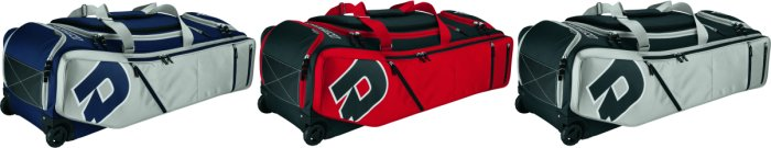 DeMarini IDP Bag With Wheels