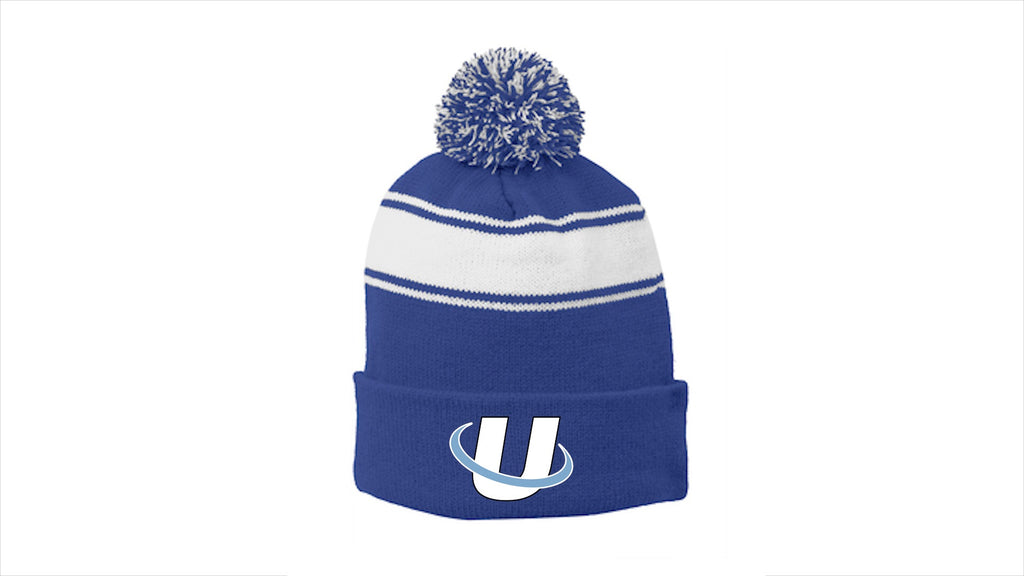 United Beanie w/ Pom -Two Color Options