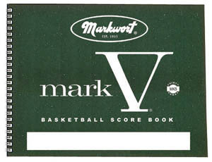 Markwort Official Basketball Scorebook