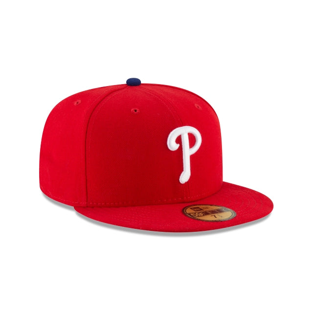 New Era Phillies Authentic Collection 59fifty Fitted Hat