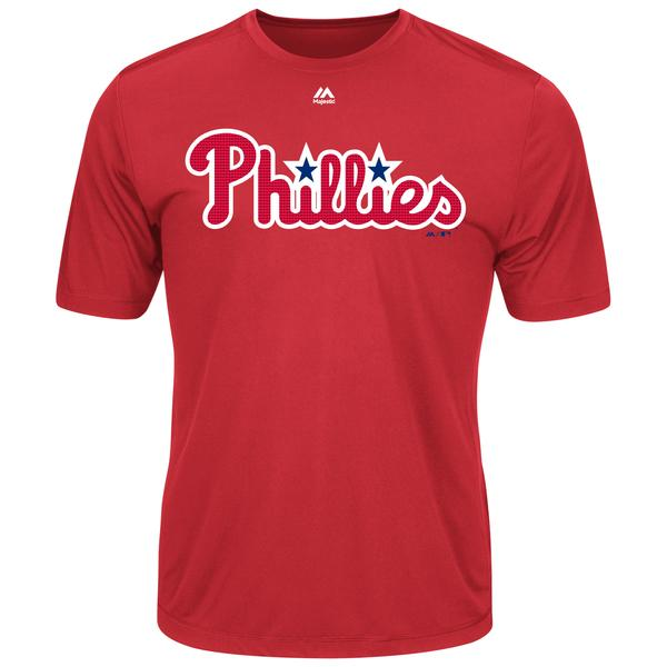 Philadelphia Phillies Dri Fit Evolution Shirt