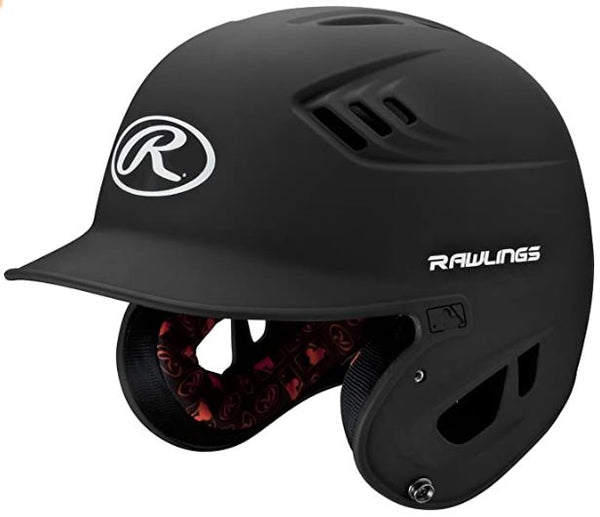 Rawlings Senior R16 Series Matte Helmet (Black)