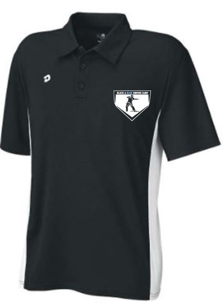 Black & Blue DeMarini Polo