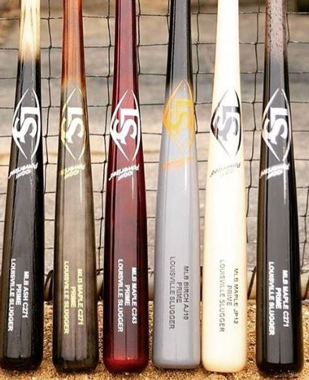 Louisville Slugger C271 Maple Prime (Multiple Colors)