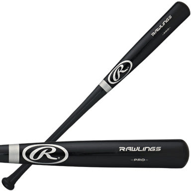 Rawlings Ash Baseball Bat (Natural or Black)