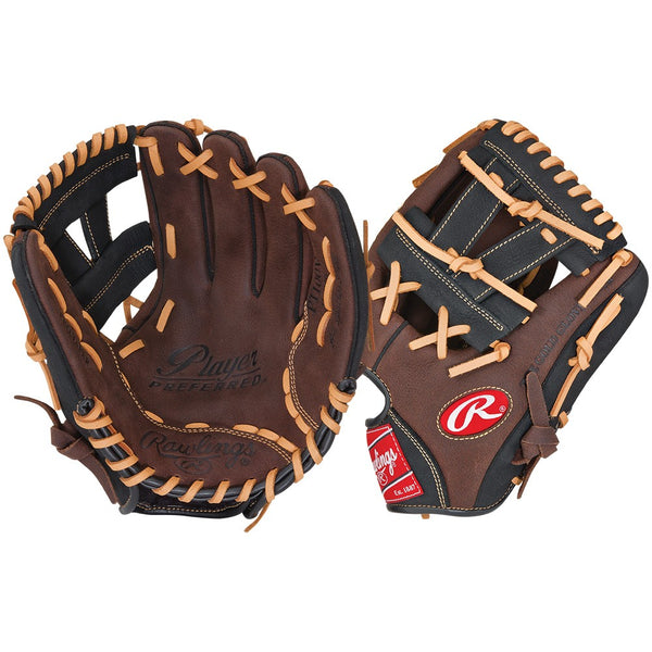 "Rawlings Player Preferred 11"" Youth Baseball Glove"