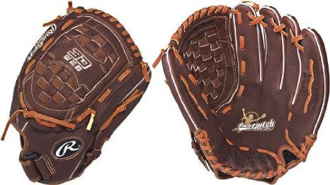 "Rawlings 12.5"" Fastpitch Softball Glove"