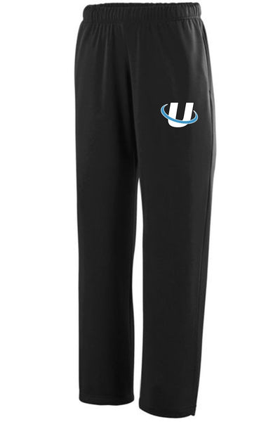 United Wicking Open Bottom Fleece Sweatpant