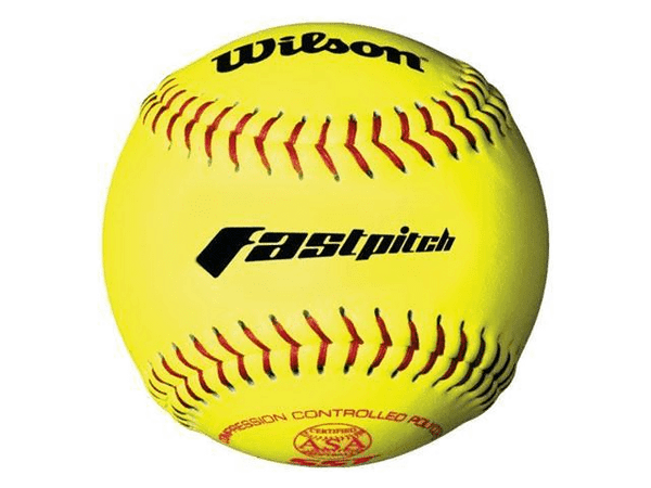 "Wilson Official 12"" Softballs - Dozen"