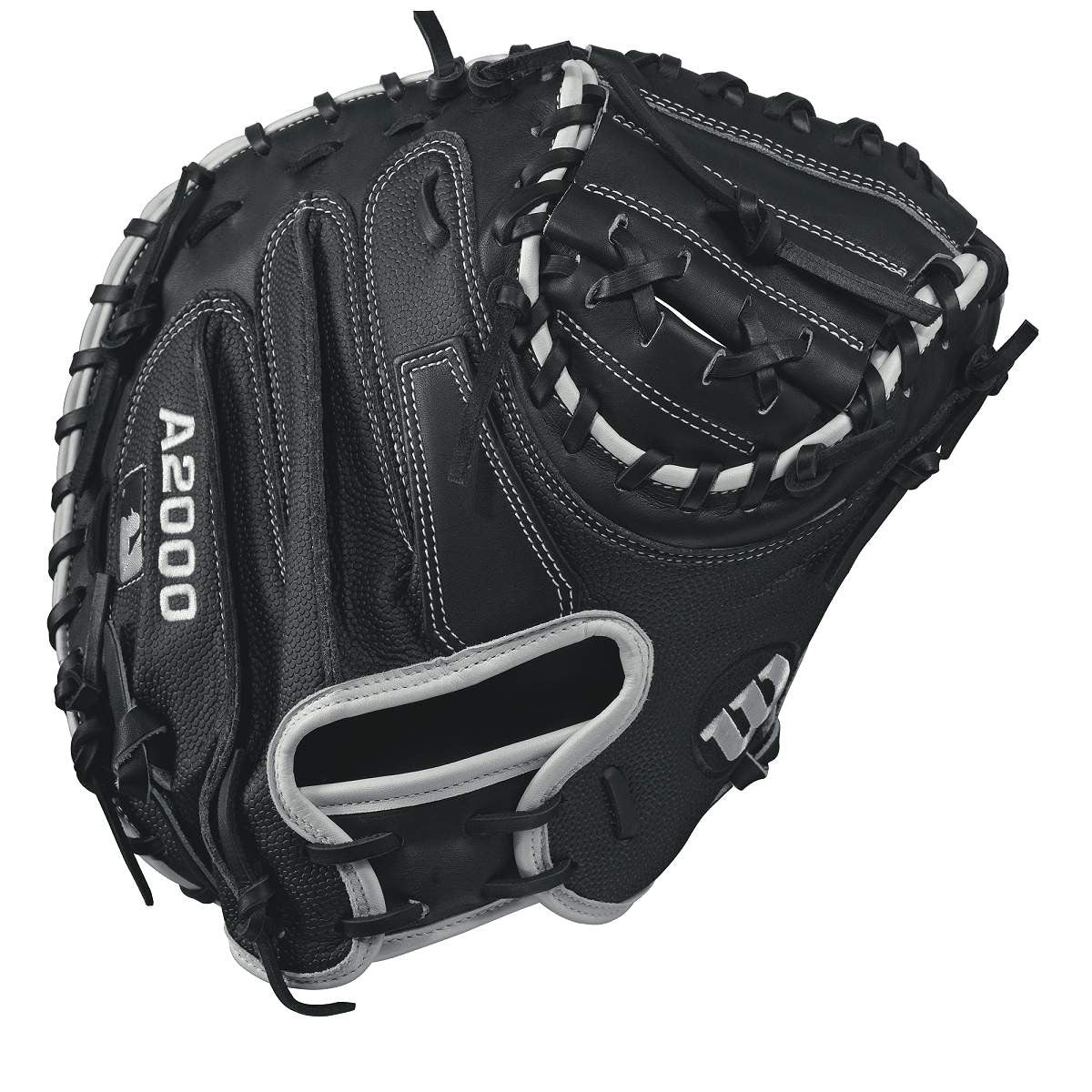 "A2000 M1 SUPER SKIN 33.5"" CATCHER'S MITT"