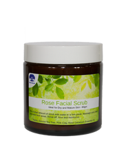 Rose Facial Scrub - 60gm