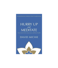 Hurry Up and Meditate - David Michie