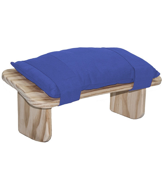Folding Meditation Bench Blue Banyan Australia
