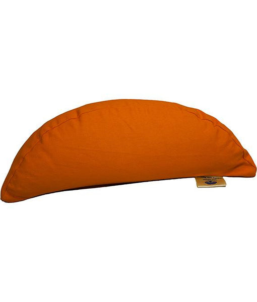Outer Cover for Travel Meditation Cushion (Saffron)