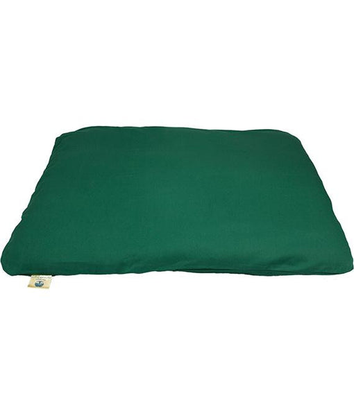 Outer Cover for Zabuton Meditation Mat (Green)