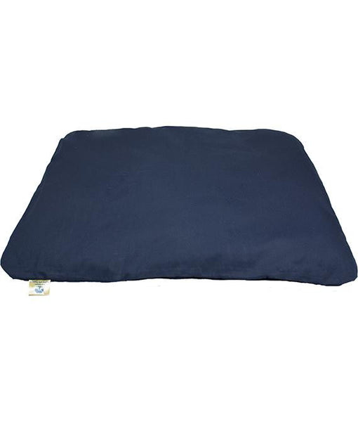 Outer Cover for Zabuton Meditation Mat (Navy)