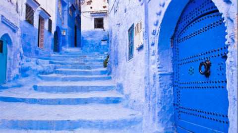 THE BLUE CITY CHEFCHAOUEN ASILA BLOG