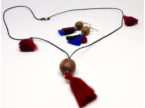 Twar Necklace & Earring Set
